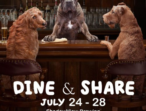 Helping Paws Dine and Share