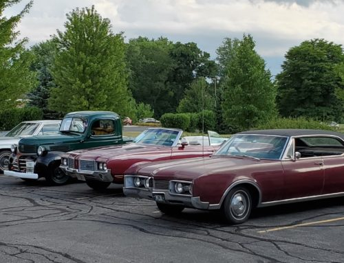 Reminder…Cruise Night Every Wednesday